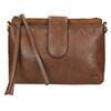 Dámska Crossbody kabelka hnedá bata, hnedá, 969-3458 - 19