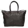 Elegantná dámska kabelka bata, šedá, 961-2846 - 26