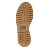 Dámska obuv v štýle Worker Boots weinbrenner, oranžová, 596-5629 - 26