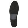 Kožená pánska obuv bata, čierna, 896-6642 - 26