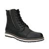 Pánska obuv ku členkom bata, čierna, 896-6641 - 13