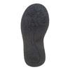 Detská obuv s pleteným lemom mini-b, šedá, 291-2154 - 26