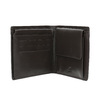 Kožená pánska peňaženka bata, čierna, 944-4170 - 15