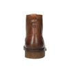 Členková obuv v Ombré štýle bata, hnedá, 896-3647 - 17