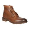 Členková obuv v Ombré štýle bata, hnedá, 896-3647 - 13