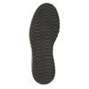 Kožená členková obuv pánska bata, hnedá, 894-3658 - 26