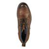Kožená pánska obuv bata, hnedá, 894-3650 - 19