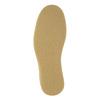 Pánska kožená členková obuv bata, čierna, 896-6652 - 26
