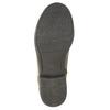 Dámské čižmy s cvokmi bata, hnedá, 591-2600 - 26