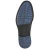Pánska kožená obuv členková bata, šedá, 894-2621 - 26