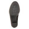 Členkové čižmy s kožušinovým lemom manas, hnedá, 793-4604 - 26