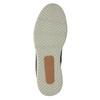 Kožená členková obuv na ležérnej podrážke bata, modrá, 894-2660 - 26