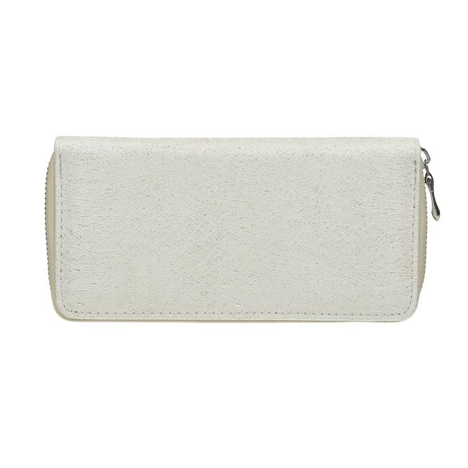 Elegantná dámska peňaženka bata, strieborná, 941-1151 - 19