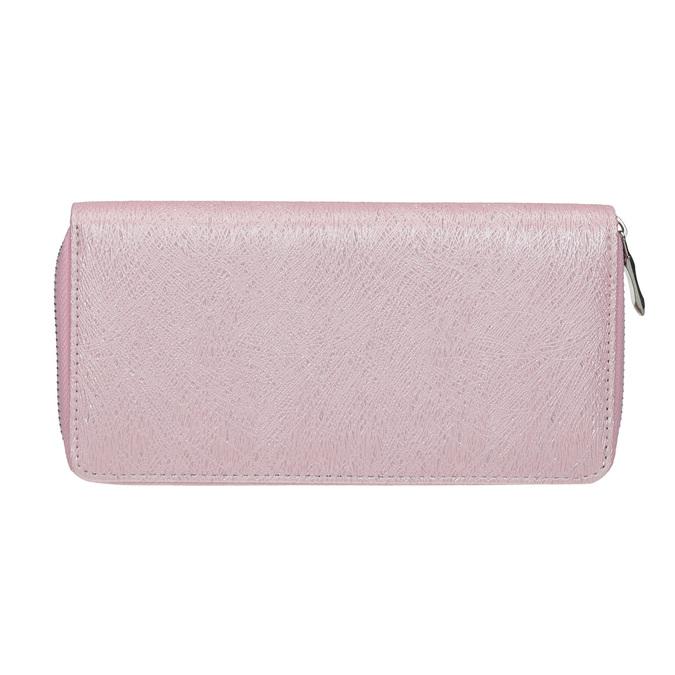 Elegantná dámska peňaženka bata, ružová, 941-5151 - 19