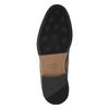 Ležérne pánske poltopánky bata, šedá, 826-2735 - 26