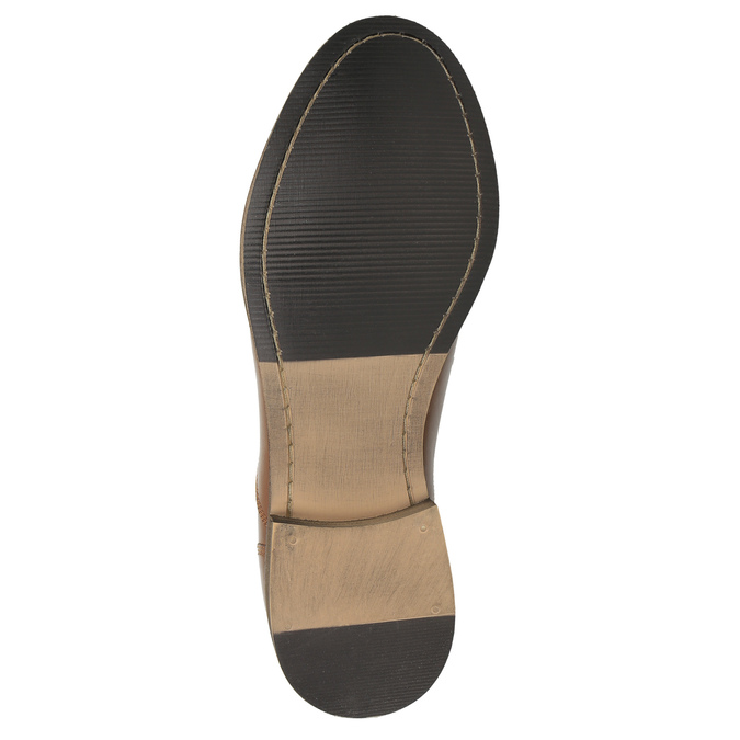 Pánska členková obuv bata, hnedá, 894-3674 - 26