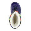 Detská zimná obuv so zateplením mini-b, modrá, 292-9201 - 19