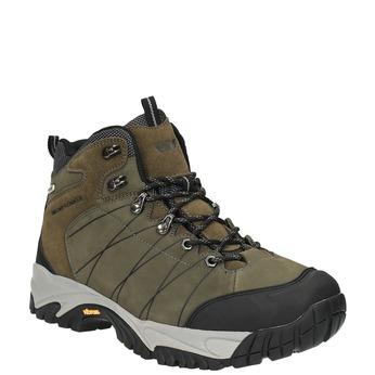 Pánska Outdoor obuv weinbrenner, hnedá, 846-3601 - 13