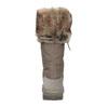 Dámske snehule s kožúškom weinbrenner, hnedá, 591-3615 - 17