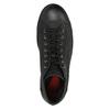 Dámske členkové tenisky bata, čierna, 594-6659 - 19