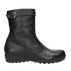 Kožená zimná obuv dámska bata, čierna, 594-6269 - 15