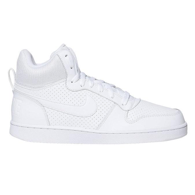 Biele členkové tenisky nike, biela, 801-1332 - 15