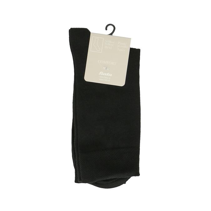 Pánske ponožky 2 páry bata, čierna, 919-6363 - 13