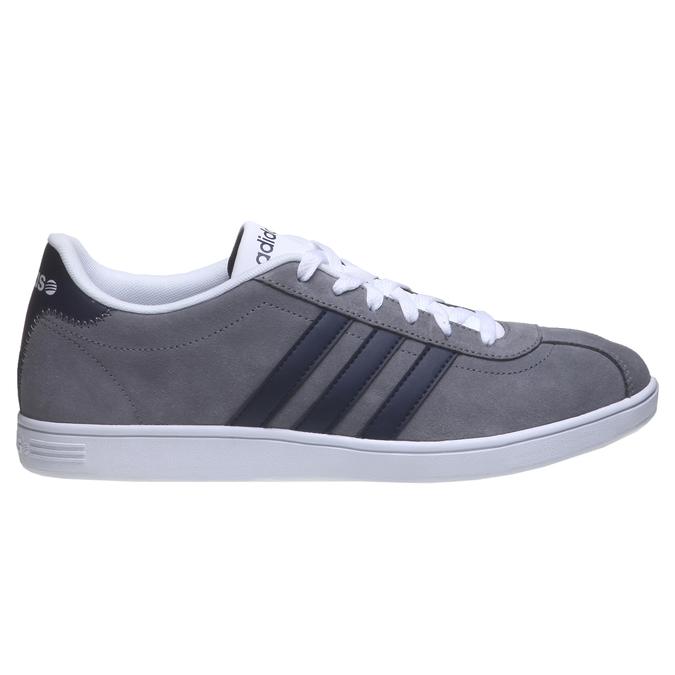 Pánska vychádzková obuv adidas, šedá, 803-2122 - 26