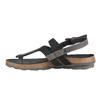 Dámske kožené sandále weinbrenner, čierna, 566-6101 - 16