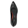 Čierne kožené lodičky rockport, čierna, 724-6110 - 19