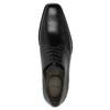 Pánske kožené poltopánky bata, čierna, 824-6720 - 19