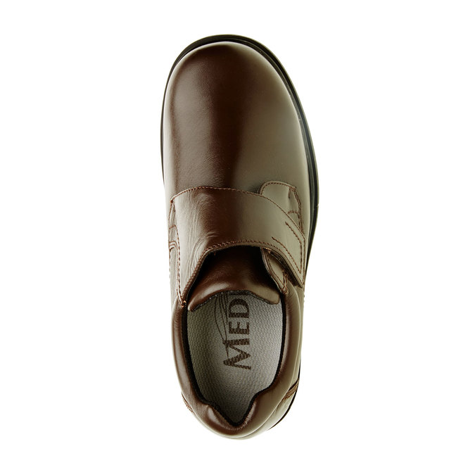 Pánska DIA obuv Paul (164.6) medi, hnedá, 854-4232 - 19