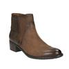 Dámska členková obuv bata, hnedá, 696-4605 - 13