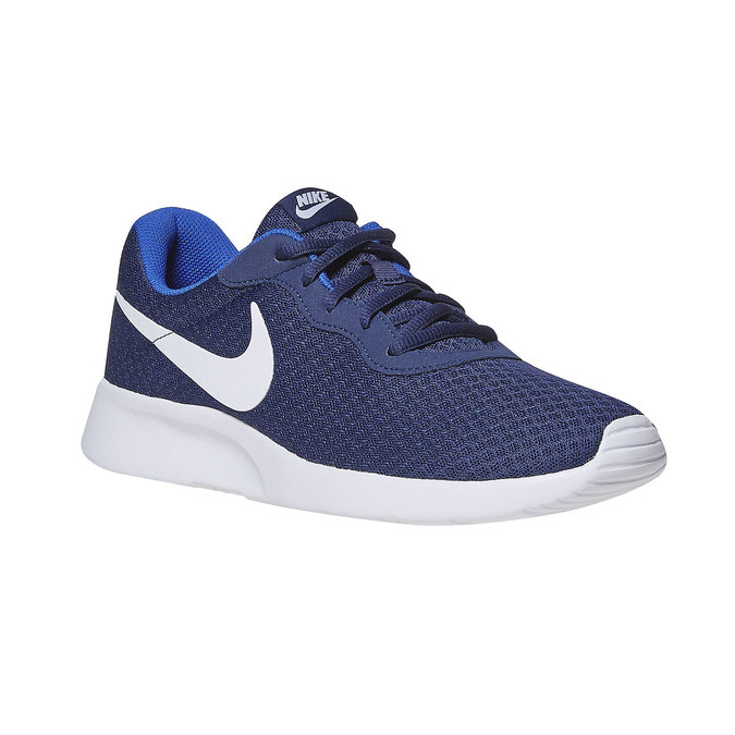 Pánske športové tenisky nike, modrá, 809-9557 - 13