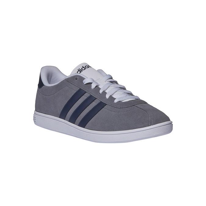 Pánska vychádzková obuv adidas, šedá, 803-2122 - 13