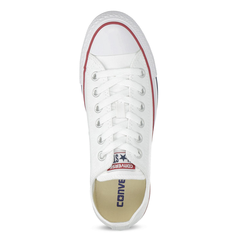0b815daa9d43 Converse Dámske biele tenisky s gumovou špičkou - Všetky topánky ...