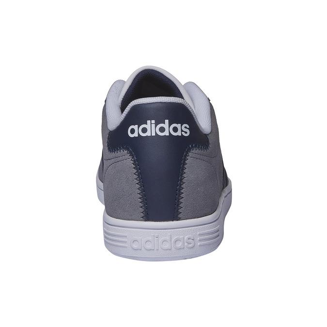 Pánska vychádzková obuv adidas, šedá, 803-2122 - 17