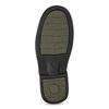 Pánska zdravotná obuv medi, čierna, 854-6233 - 18
