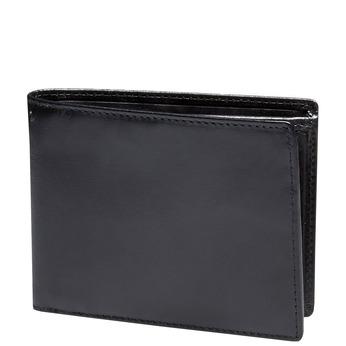 Kožená pánska bata, čierna, 944-6122 - 13