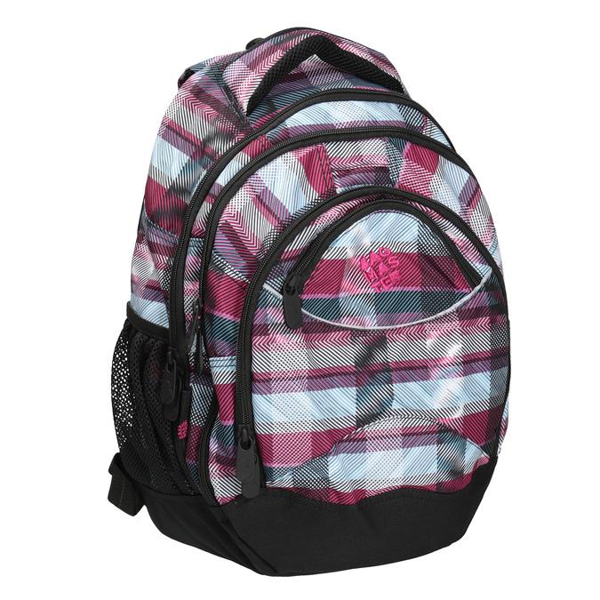 Školský batoh bagmaster, ružová, 969-2601 - 13