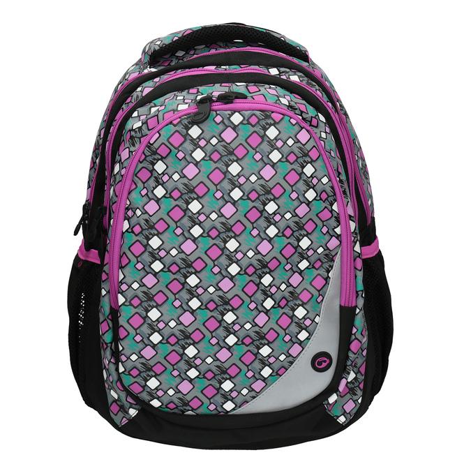 Detský školský batoh bagmaster, ružová, 969-7603 - 19