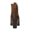 Dámska členková obuv bata, hnedá, 796-4600 - 17