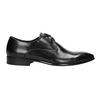 Kožené čierne poltopánky bata, čierna, 826-6648 - 26