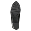 Dámska členková obuv bata, čierna, 693-6601 - 26