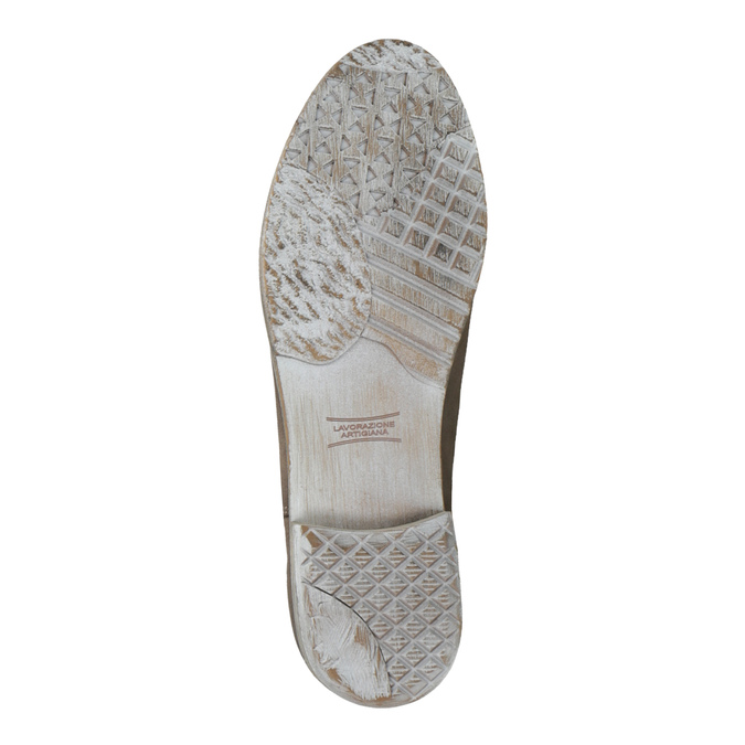 Kožené Chelsea Boots bata, hnedá, 596-4641 - 26