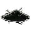 Dámska kabelka s dvojitými rúčkami bata, čierna, 961-6625 - 15