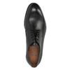 Pánske poltopánky Derby bata, čierna, 824-6659 - 19