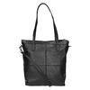 Kožená kabelka s odnímatelným popruhom bata, čierna, 964-6234 - 19