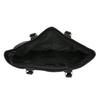 Dámska kabelka s prepleteným vzorom bata, čierna, 961-6651 - 15