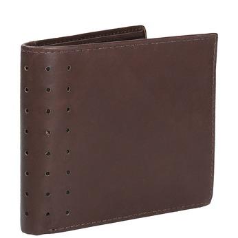 Pánska kožená peňaženka bata, hnedá, 944-4175 - 13